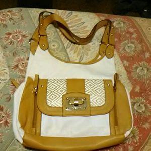 Rosetti faux leather shoulder bag